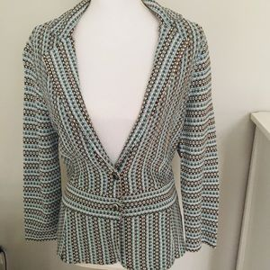 AK Anne Klein Jacket Size Medium